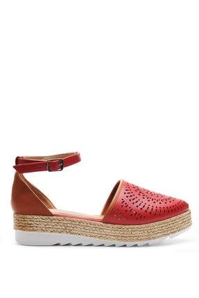 Bulldozer 201975 Kırmızı Kadın Ayakkabı