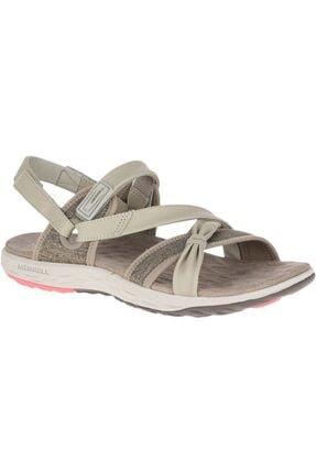 Merrell Kadın Gri Vesper Lattice Kadın Sandalet J03670