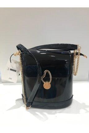 İnci Kadın Siyah Günlük Postacı Çanta