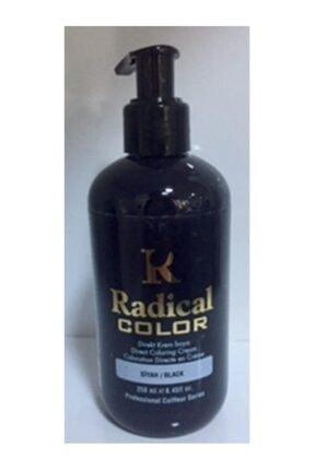 Radıcal Color Sac Boyası Sıyah 250ml 8680035541093