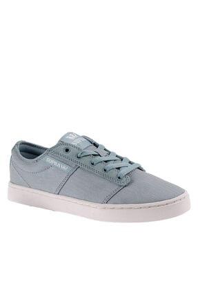 Supra Mavi Kadın Sneaker Sw45008 Womens Stacks Iı Sterlıng Blue Whıte