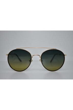 Lee Cooper Unisex Sarı Güneş Gözlüğü Lee1003 C1