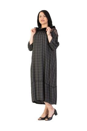 Günay Giyim Kadın Sıyah Elbise 76340010001802
