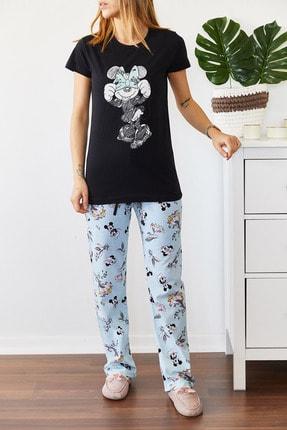 Xhan Baskılı Pijama Takımı 0yxk8-43672-02