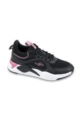 Jump Kadın Spor Ayakkabı 24772 SİYAH-SOMON 20S0424772