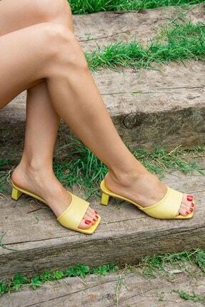 Fox Sarı Kadın Terlik H518120009