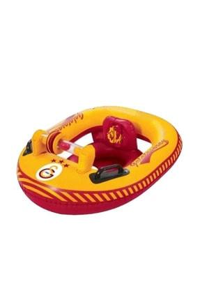 Galatasaray Kırmızı Sarı Lisanslı Deniz Bebek Botu