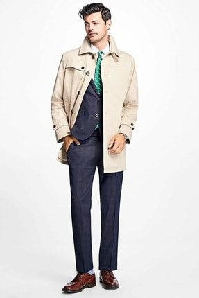 Brooks Brothers Trençkot 1-00069489