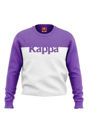 Kappa Kadın Sw-shirt Bamaro Mor