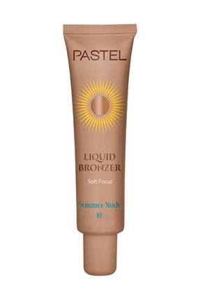 Pastel No:10 Likit Bronzer