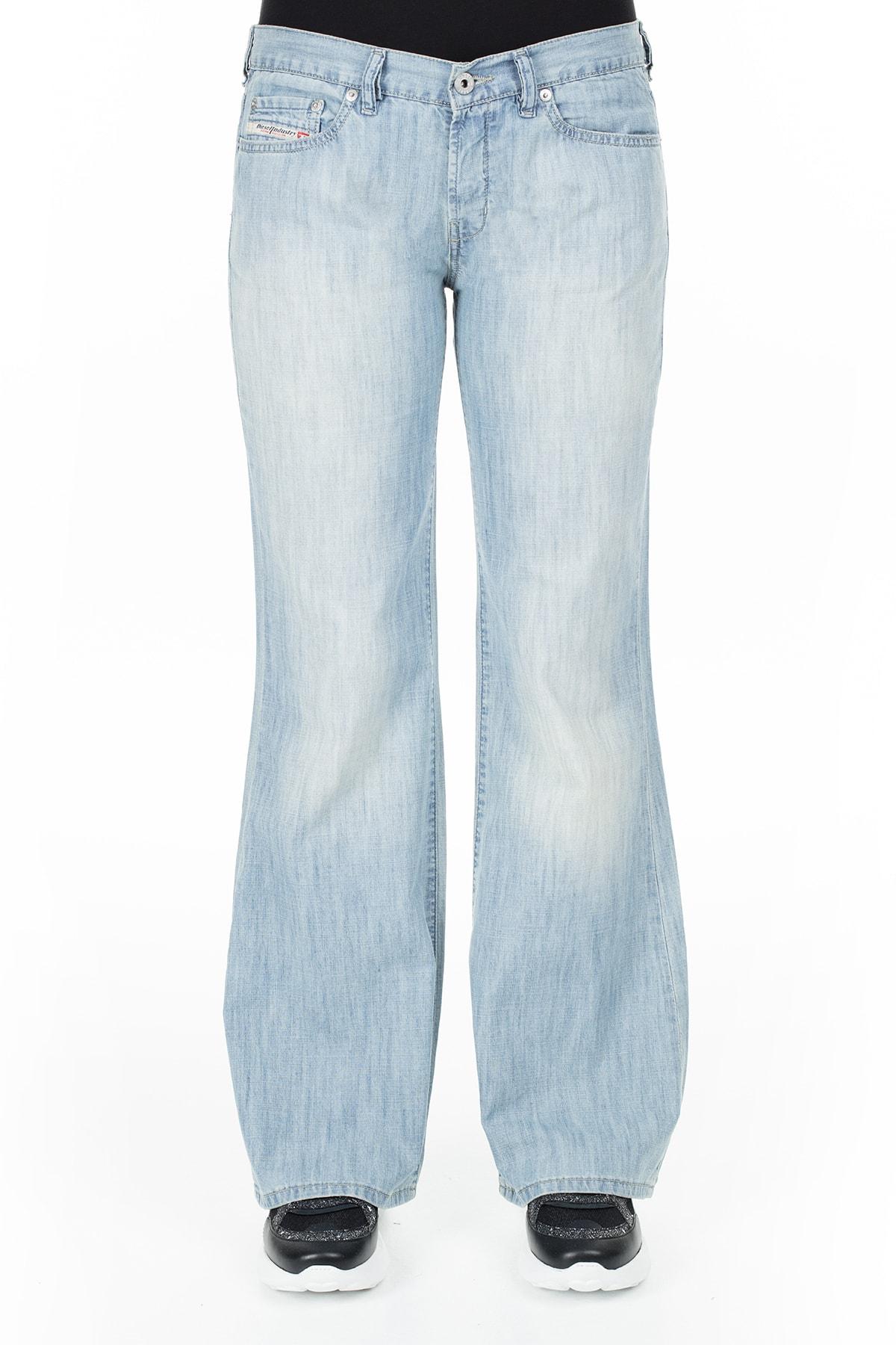 Diesel Jeans Kadın Kot Pantolon Zoxdazel