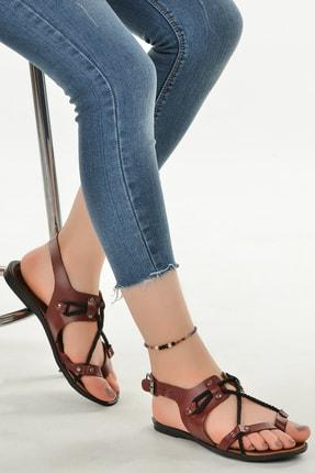 Ayakland Kadın Sandalet Terlik