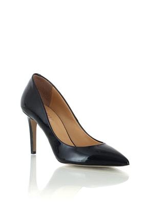 POLETTO Kadın Ayakkabı 4292 04 Rugan Sımlı 1318 R5057 (9 Cm)