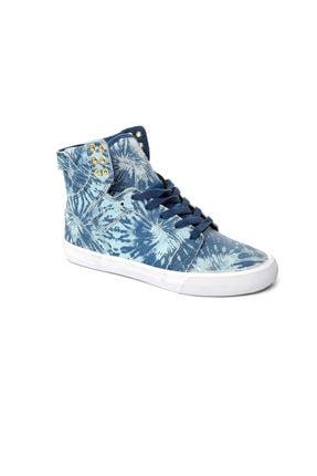 Supra Lacivert Kadın Ayakkabı