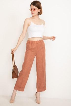 D-Paris Kadın Duble Paça Pantolon