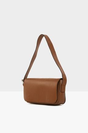 Bagmori Taba Kadın Kapaklı Baget Çanta M000004755