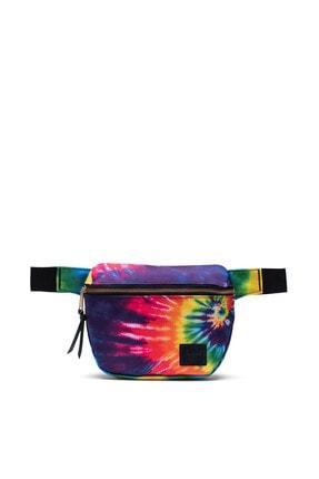 Herschel Fifteen Rainbow Tie Dye Bel Çantası 10215-03561-os