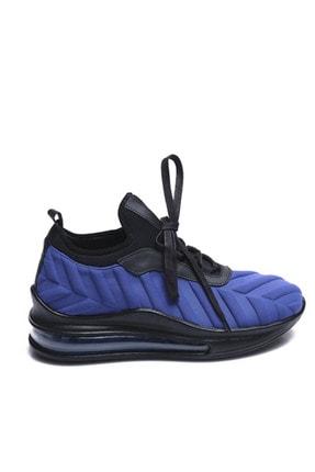 Rouge Lacivert Kadın Sneaker  201Rgk002 Z4207