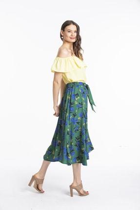 Pitti Kadın Yeşil Etek 20976