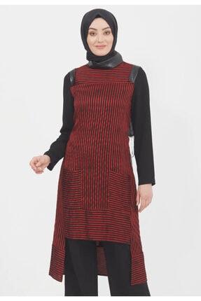 Setrms Kadın Kırmızı Tunik