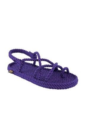 NOMADIC REPUBLIC Ibiza Kadın Ip Sandalet