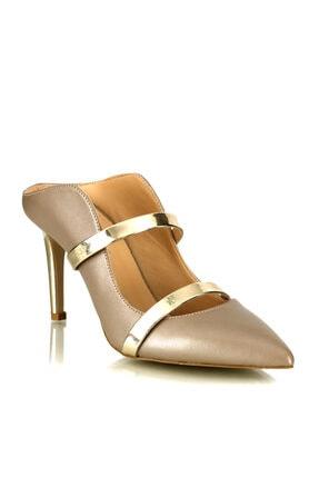 POLETTO Kadın Topuklu Ayakkabı 4292 90 Napa Sedeflı 2058 Wnx Spc 2 R5690-8cm
