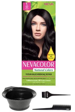 Neva Color Natural Colors 1. Siyah