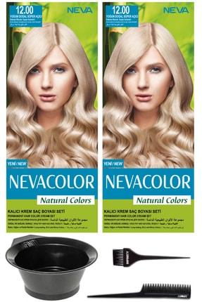Neva Color 2'li Natural Colors 12.00 Yoğun Doğal Süper Açıcı
