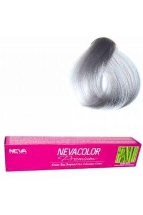 Neva Color Nevacolor Tüp Boya Gri Füme