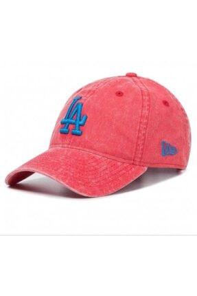 New Era Unisex Kırmızı Washed Şapka Mlb9twenty0sfm