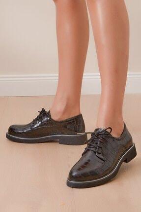 Shoes Time Kadın Siyah Günlük Ayakkabı 19k 105