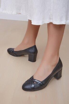 Shoes Time Kadın Siyah Günlük Ayakkbı 19k121