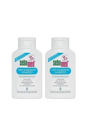 Sebamed Kepek Önleyici Şampuan 400 ml X (2 Adet)