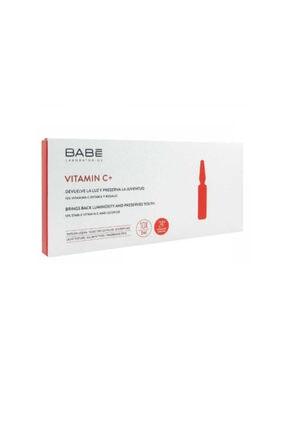 Babe Vitamin C Aydınlatıcı Bakım Ampül 10x2 ml