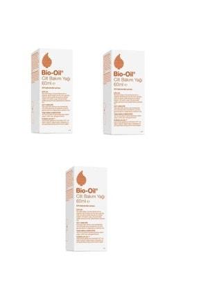 Bio Oil Cilt Lekelerine Karşı Bakım Yağı 60 ml *3 Adet