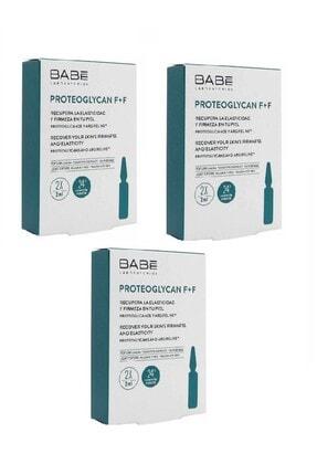 Babe Proteoglycan F+f Ampul Anti-aging Etkili Konsantre Bakım 2x2ml X 3 Adet