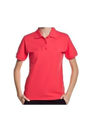Sportive Kadın Narçiçeği Polo Pike T-shirt