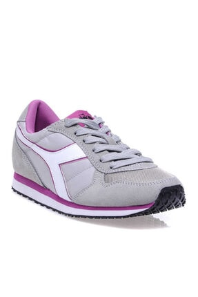 Diadora K-run Gri Kadın Günlük Ayakkabı - 159554-c5907