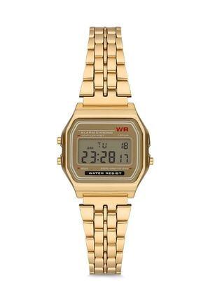 Spectrum Unisex Sarı Kol Saati d-sp220150s2
