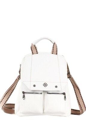 Luwwe Bag's Kadın Kapak Detaylı Cepli Lux Sırt Çantası (b1441)