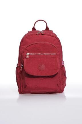 Smart Bags Kadın New Bordo Sırt Çanta Smb1187-0021