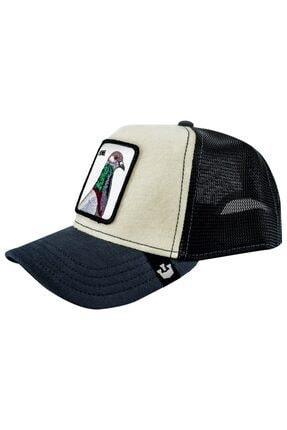 Goorin Bros Unisex Gri Şapka