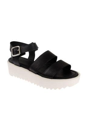 Frau Kadın Siyah Sandalet 1FUW2015030