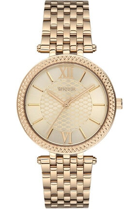 Wesse Kadın Sarı Kol Saati Wwl102801