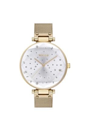 Wesse Kadın Altın Kol Saati WWL106902