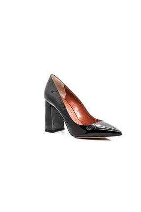Dexter Kadın Siyah Suni Deri Ayakkabı Sy23112-20