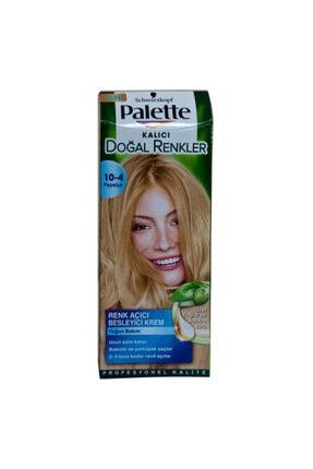 Palette Natural Saç Boyası 10-4 Papatya