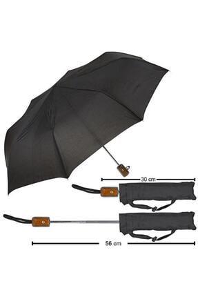 rennway Tam Otamatik Bay Bayan-şemsiye Renk:siyah Paket Içeriği:1 Adet