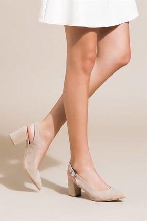 Fox Ten Kadın Topuklu Ayakkabı B922922002
