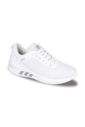 Jump - 26226 - Beyaz Kadın Spor Ayakkabısı
